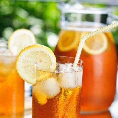 Summer Honey Tea