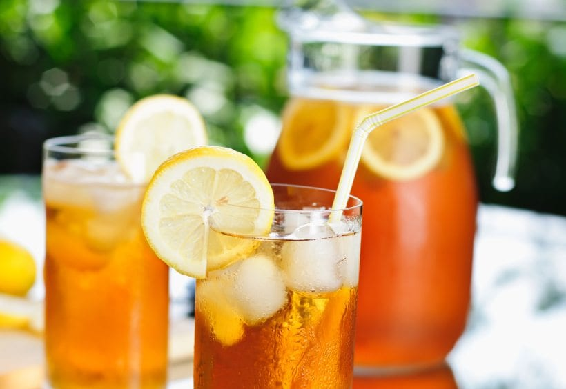 Summer Honey Tea