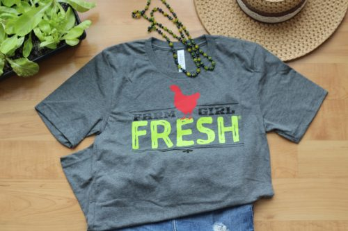 Farm Girl Fresh T-Shirt