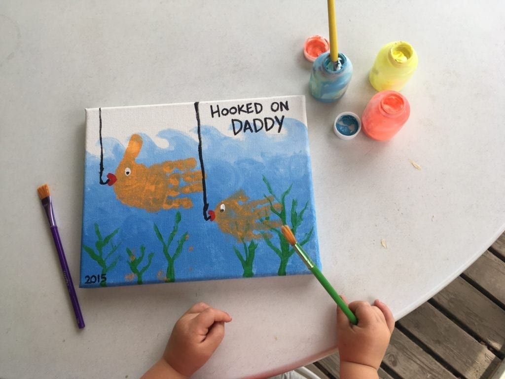Craft for dads
