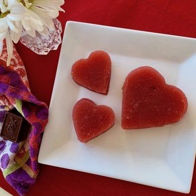 heart jello shapes