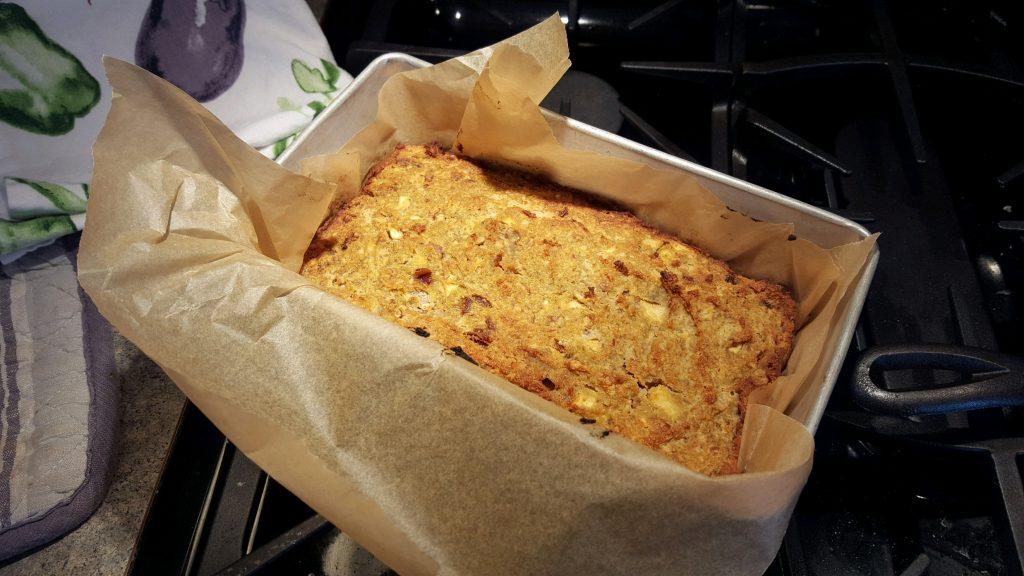 gluten-free date bread