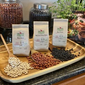 GMO-FREE DRIED BEANS
